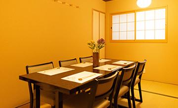 個室テーブル2名様~最大22名様